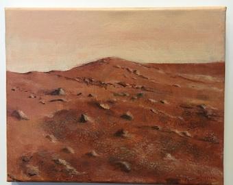 Marscape 8x10