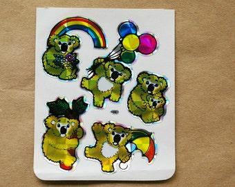 Koala Decal Specialties Vintage Stickers