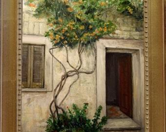 Angelika's Italian Doorway