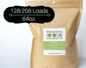 Bulk Laundry Soap Powder - 128-256 Loads - Goat Milk Laundry Soap, laundry detergent, laundry powder, Shady Creek Farm