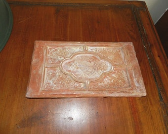 Decorative Clay Tile