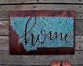 Montana Home String and Nail Art  - Bozeman | Missoula | Billings | 406