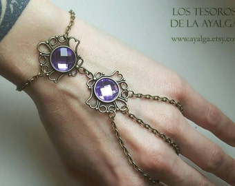 slave bracelet - bracelet chains