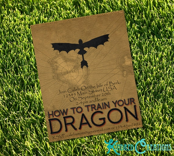 how to train your dragon party pack 300 dpi with personalized