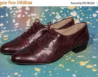 30% OFF Men's SAN REMO Captoe Dress Shoe Size 10 .5