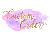 Custom Listing for Brittany Sheena