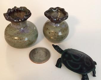 The Tortoise Tells Ceramic Vase Set
