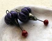 Grape Jelly Tropical Flowers
