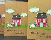 Housewarming Card, Congratulations on your New Home Card, New Homeowners Card