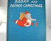 Babar and Father Christmas book 1940