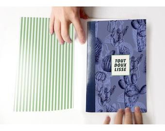 TOUT DOUX LISSE - Cahier de notes