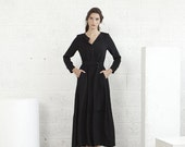 Summer SALE Winter Sale ***** SALE!Winter Maxi dress - Black