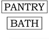 custom bath decal