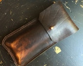 Leather Cigar Case * The General * Sorringowl & Sons