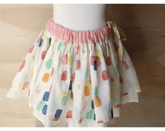 Girls Skirt (Jelly Bean)