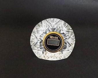 Vintage Waterford Clock, Waterford Crystal, Crystal Clock, Table Decor, Decorative Clock, Home Decor, Home Accessories, Designer Clock