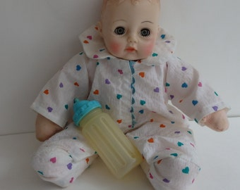 Vintage 1977 Madame Alexander Little Huggums Baby Doll