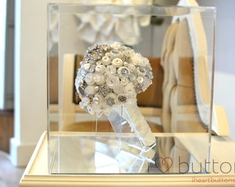 Wedding Bouquet Stand