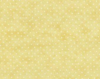 Essential Dots - Moda Basics - Yellow - Moda 8654 20