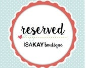 reserved for Natalie - custom tags