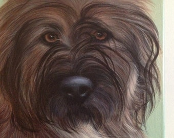 CUSTOM Painting, Pet Painting, Pet Portrait, Animal Portrait, Custom Portrait, Dog Portrait, Dog Painting, Special Gift, Fathers Day Gift