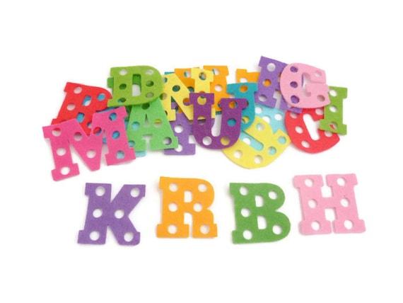felt letters alphabet felt letters die cut felt letters pre With pre cut felt letters