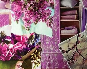Cartes Postales Postcards: Flower Power