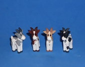 Polymer Clay Small Goat (ONE)