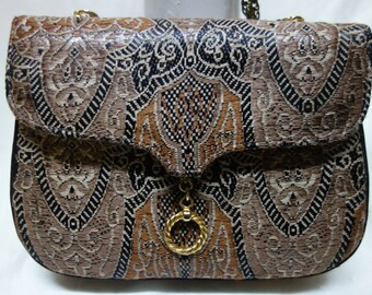 Bags by VARON Vintage petite woven Evening Bag  On HOLD