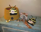Beehive prop set