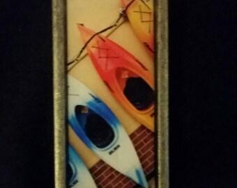 Kayak pendant