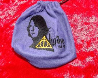 Dice bag Professor Snape