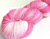 Indelible Sock Yarn in Bourbon Rose - Exclusive June Yarn Club Colorway - In Stock