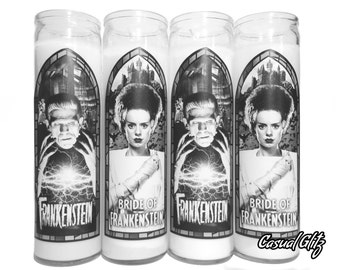 The Franks Pop Culture Prayer Candles