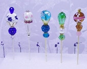 3 inch stick pins handmade RESERVED for Elaine  LOT of several.