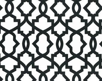 2 Curtain Panels. Charcoal Grey Sheffield Drapes. Geometric Window Treatments. Custom Drapery Panels. Grey Curtains.