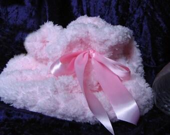 Super soft fluffy bed