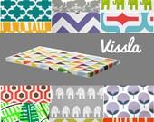 IKEA VISSLA Bench Pad Slipcover, Multiple Prints, Ready to Ship