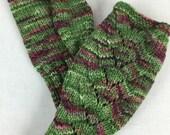 100% Merino Wool Fingerless Gloves, 113