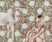 Little Lamb Original Painting