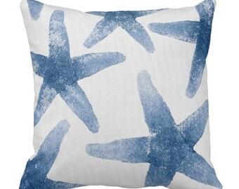 Outdoor Pillows,Blue Outdoor Pillows,Outdoor Chair Pillow,Throw Pillows,Patio Pillows, Outside Pillows,Pillow Covers, Nautical Pillows