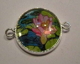Water Lily Bracelet - Interchangeable Bracelet