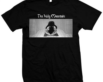 The Holy Mountain - Alejandro Jodorowsky - Pre-shrunk, hand screened 100% cotton t-shirt