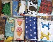 Fabric Remnants Bag