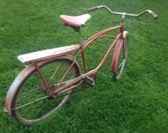 Vintage bicycle • vintage hawthorne bicycle
