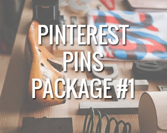 Pinterest Package #1