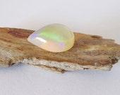Ethiopian Welo precious Opal Pear Cabochon 3.40 cts