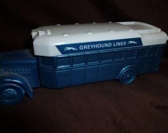 Greyhound Bus Vintage Avon Aftershave Bottle Model of 1931 Bus