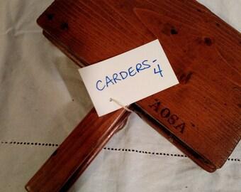 Antique / Vintage Hand Carders