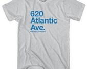 New York NYI Hockey Stadium T-shirt - Men and Unisex - XS S M L XL 2x 3x 4x - New York City Tee, Sports, Brooklyn - 4 Colors